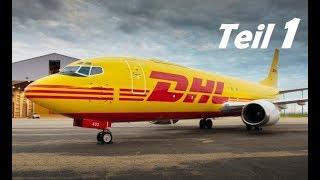 X-Plane 11 ZIBO Mod 737-800 Startup und Takeoff (Teil 1 von Genf nach Salzburg)