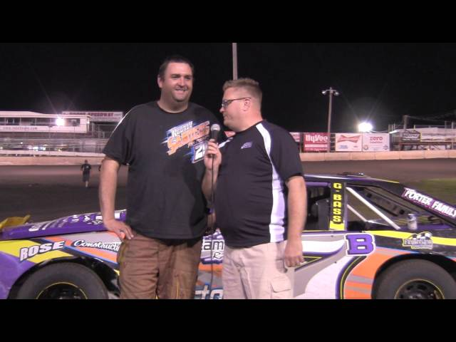 Eric Stanton Hobby Stock Feature winner 05/23/15