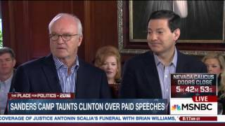 Morning Joe Panel Lambasts Clinton Over Waiting To Release Paid Speech Transcripts