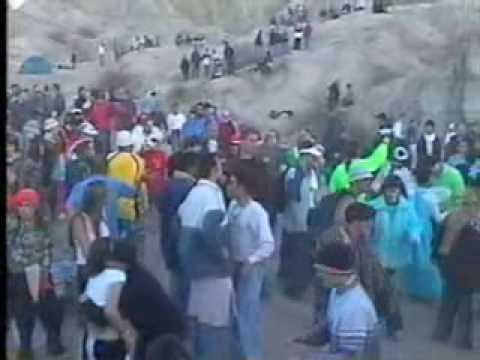 (Part 4) Dune II Desert Rave Party 1997 Video