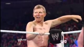 Bob Backlund Returns - RAW 9/7/2012