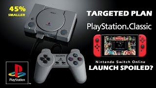 PlayStation Classic Spoiled the Nintendo Switch NES Online Launch?
