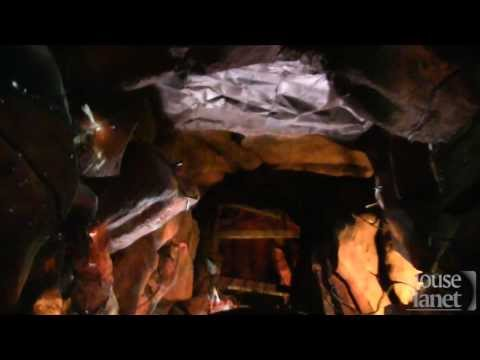 Disneyland's refurbished Big Thunder Mountain Railroad POV ridethrough
