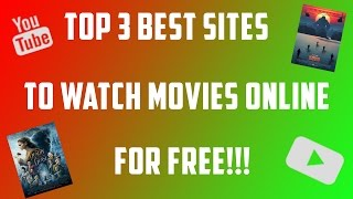 TOP 5 BEST SITES TO WATCH MOVIES/TV SHOWS ONLINE FOR FREE 2017 (WORKING 2017)