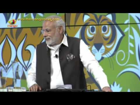 PM Narendra Modi Full Speech At Google Alphabet Campus In Silicon Valley   Modi US Tour   Mango News