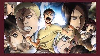 Attack On Titan Tribute: Soldiers and Warriors (Hans Zimmer)