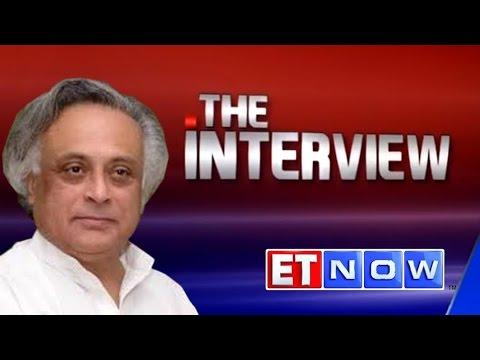 The Interview - Jairam Ramesh