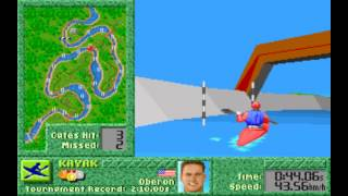 Summer Challenge (1992) [PC Longplay] [MS-DOS]