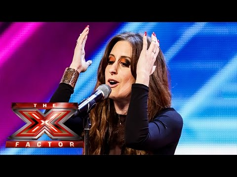 Raign |  Arena Audition- The X Factor UK 2014