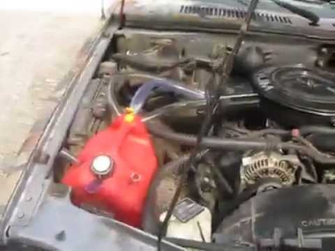 Running Your Car On Gas Vapor Stop Getting Screwed At