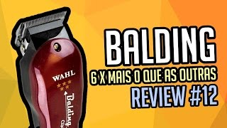 Balding Wahl - REVIEW #12