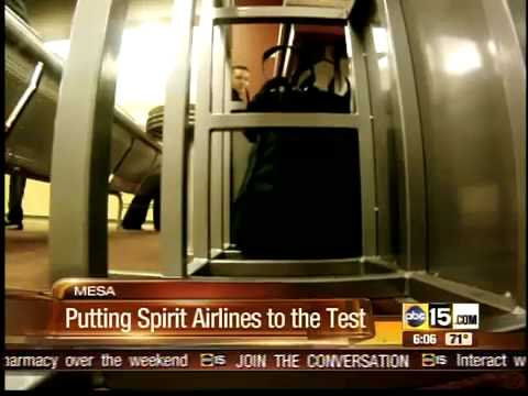 Is Spirit Airlines really that 'cheap'?