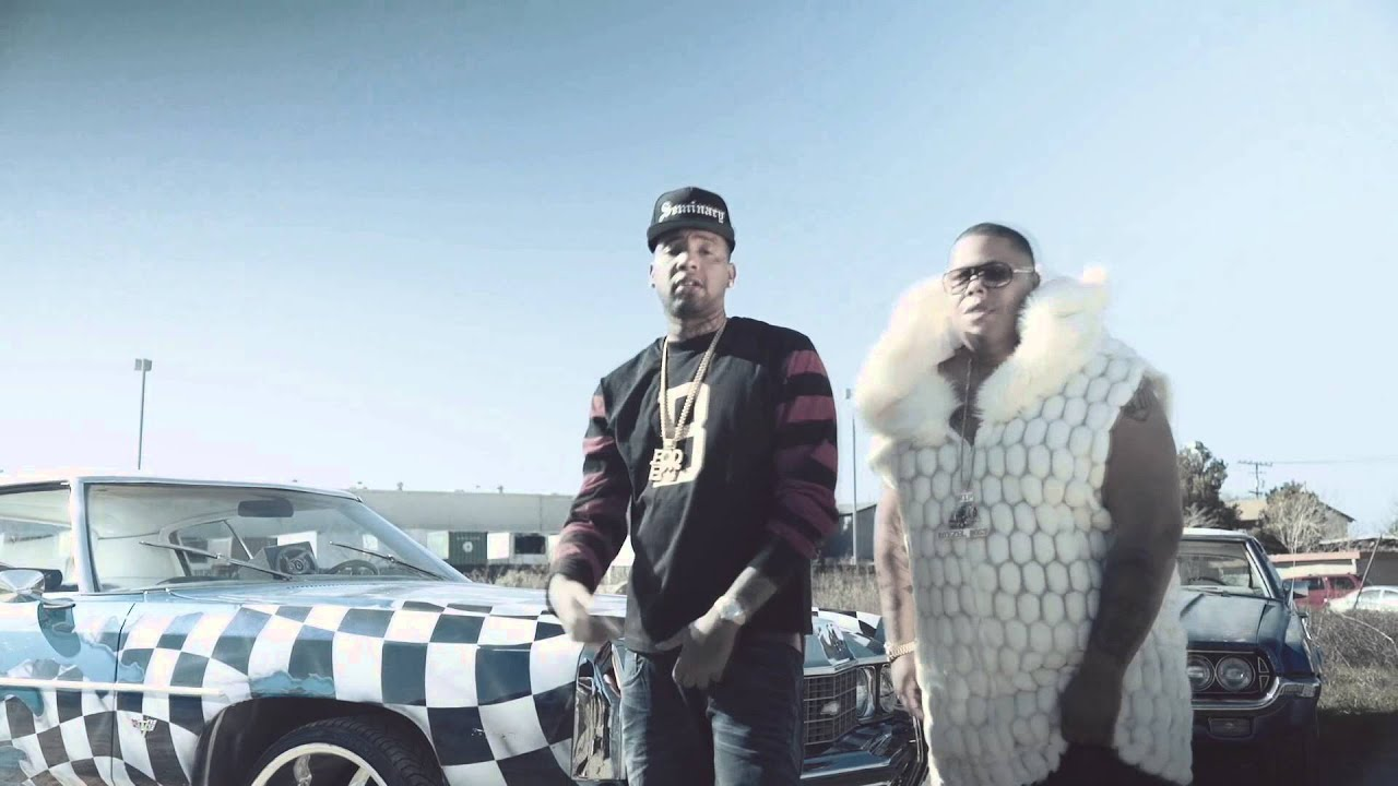 Drisker ft. Philthy Rich - Way Out (Music Video)