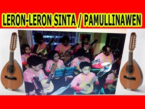 leron-leron Sinta & Pamulinawen, By Sr. Celestina M. Maniquis, Fmm Rondalla Group, Caloocan City. video