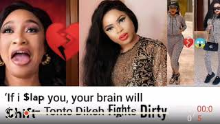 😲 TONTO DIKEH AND BOBRISKY $ECRETS £XPOSED, I KNOW SAY UNA LOVE AMEBO