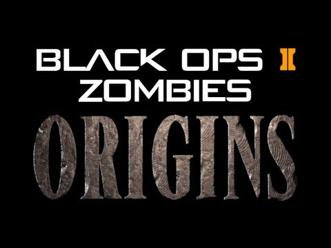 BO2 DLC #4 Zombies: Origins - Official Trailer Review