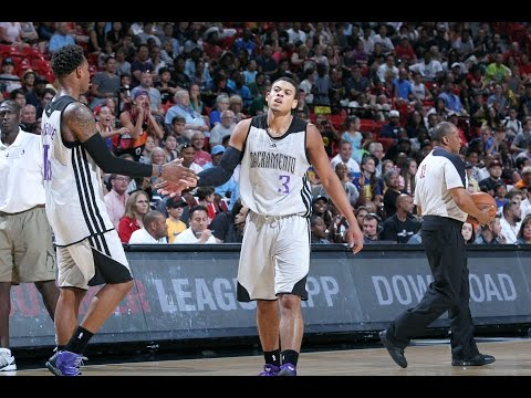 Top 5 Plays of the 2014 Las Vegas Summer League Finals klip izle