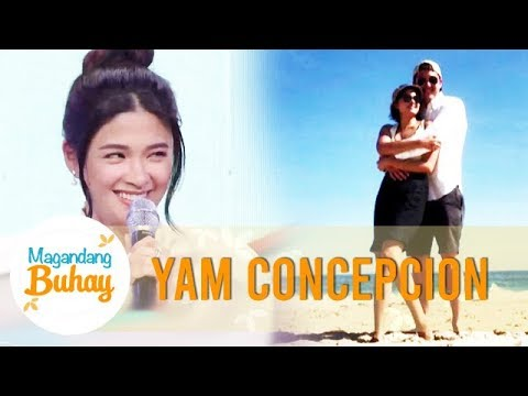Yam describes her 5-year LDR with her boyfriend | Magandang Buhay