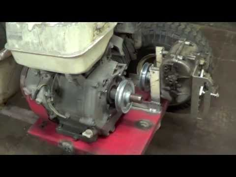 Shifter Kart Transmission Install Part1 Youtube