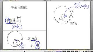 高校物理解説講義:「円運動」講義2