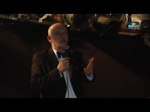 Janusz Korwin-Mikke W Lublinie 24.02.2015