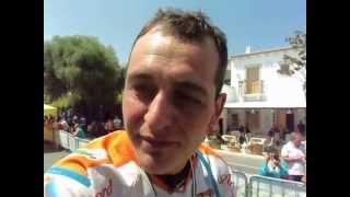 Sardegna Rally Race 2015: Luca Vecchi decimo assoluto