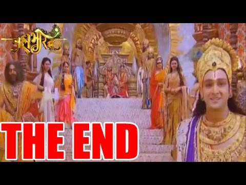 Mahabharat : The END of the Show | 18th August 2014 FULL EPISODE...