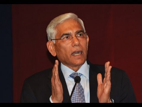 CAG Vinod Rai at Moneylife Foundation:
