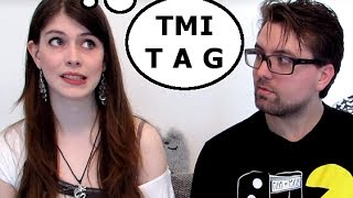 TMI-Tag - Love, my weight, music, fears,...