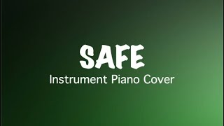 SAFE - Victory Worship Instrumental Piano Cover