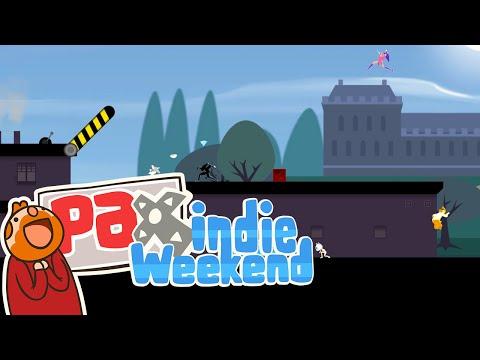 Pax Indie Weekend! - SpeedRunners