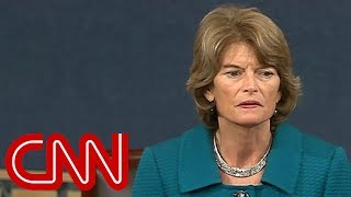 GOP Sen. Lisa Murkowski explains no vote on Kavanaugh