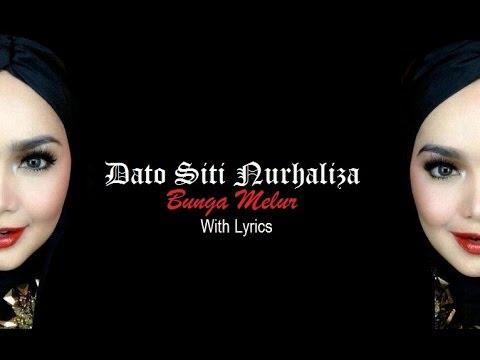 Siti Nurhaliza 'Bunga Melor' (With Lyrics)