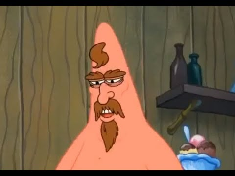 SpongeBob SquarePants - Patrick Not-Star