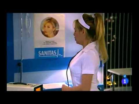 Ana y los siete capitulo 18 - Fernando y Ana en el hospital
