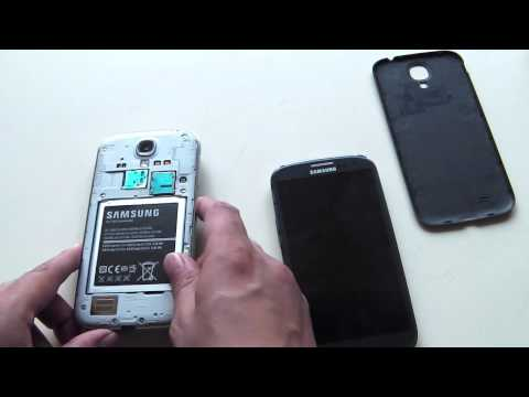 Samsung Galaxy S4 - I9500 and I9505 Detailed look. Unboxing. S3 Comparison. S4 Flip Cover