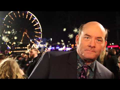 David Koechner 'whammy' impression