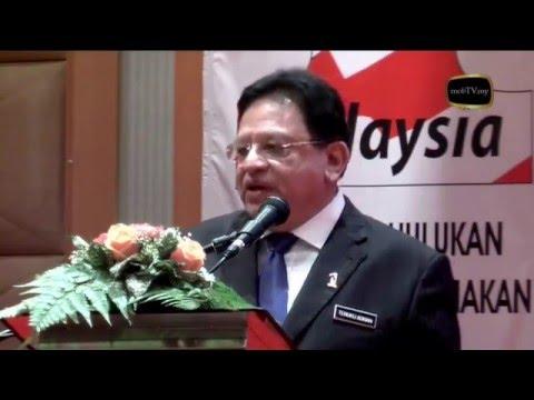 Bantuan Banjir Dewan Perniagaan Melayu Malaysia (DPMM) - 14/01/15