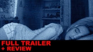 Paranormal Activity 4 - Paranormal Activity 4 Official Trailer + Trailer Review : HD PLUS
