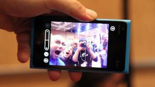 Nokia Lumia 900 Hands On from CES 2012