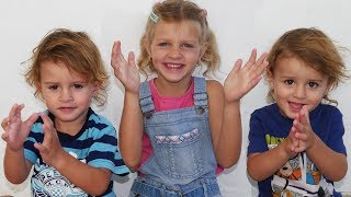 Clap Your Hands Songs for Kids Children and more Nursery Rhymes by LETSGOMARTIN