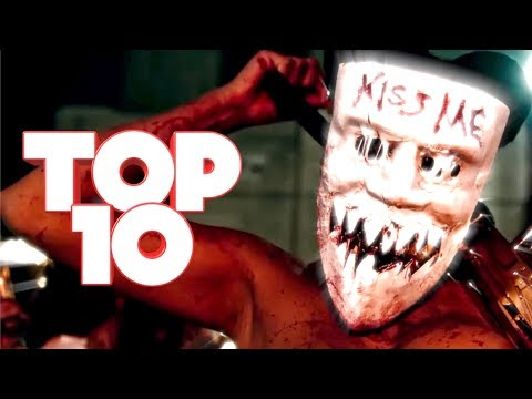 10 Best Horror Movies of 2016 | Best Horror Movies of All Time thumbnail