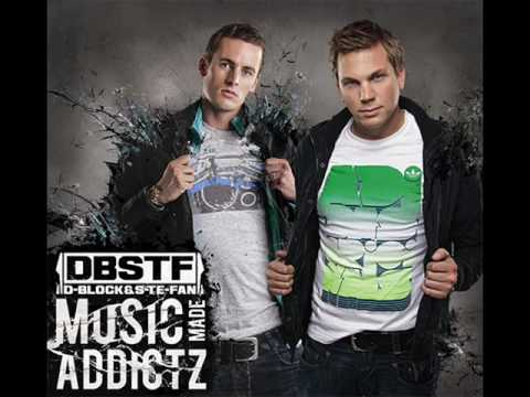 DBSTF - Music Made Addict (incl. Intro)