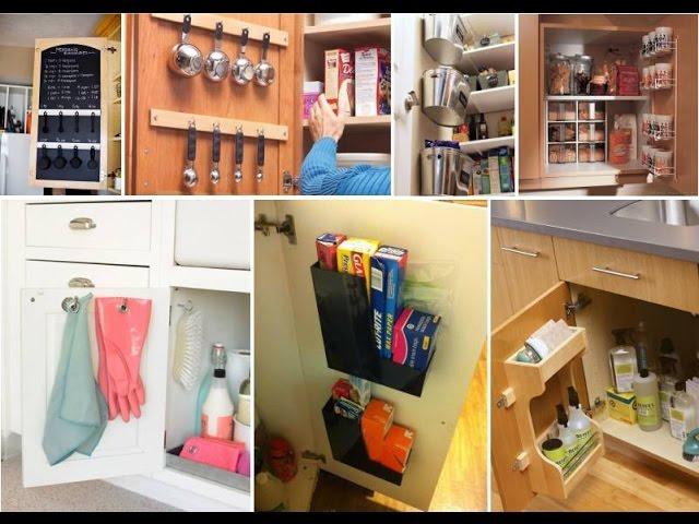 Хранение на кухне лучшие идеи своими руками 8