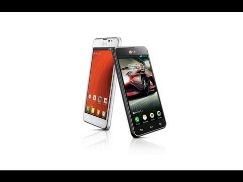 Обзор LG Optimus F5