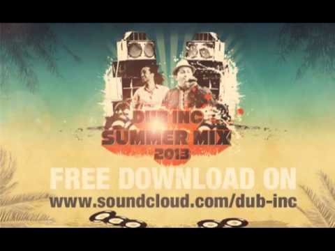 Dub inc - Summer mix 2013