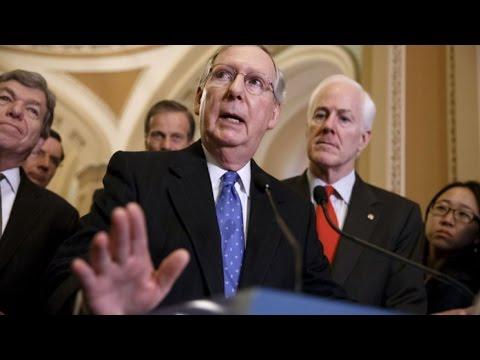 GOP Senators Serve Their Corporate Masters, Block Money In Politics Amendment