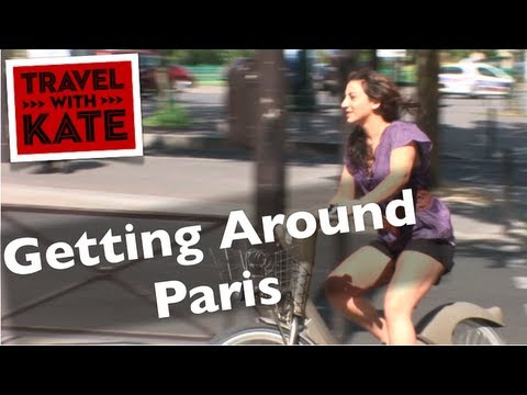 How to Get Around Paris on Travel with Kate