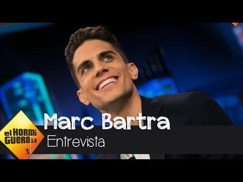 Marc Bartra habla sobre el ataque del autobús del Borussia Dortmund - El Hormiguero 3.0
