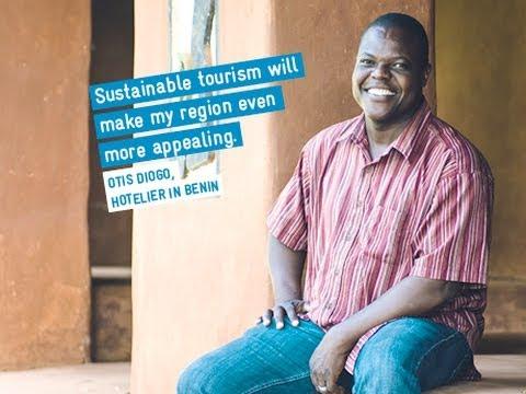 Faces & Stories, hotelier in Benin